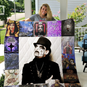 King Diamond Quilt Blanket