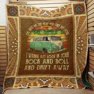 Hippie Quilt Blanket
