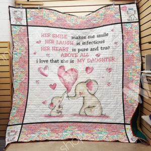 Elephant Quilt Blanket