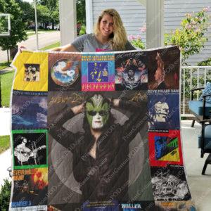 Steve Miller Albums Quilt Blanket For Fans Ver 17