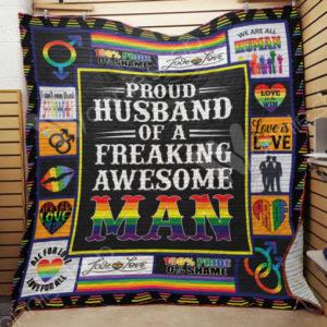 Lgbt Quilt Blanket