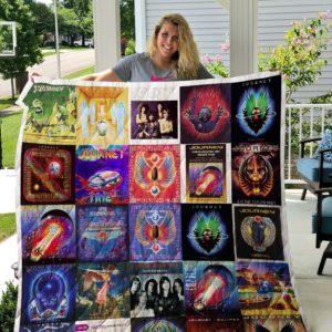 Journey Quilt Blanket For Fans