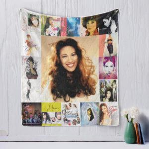 Selena Style 2 Quilt Blanket