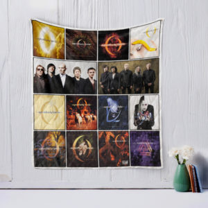 A Perfect Circle Quilt Blanket