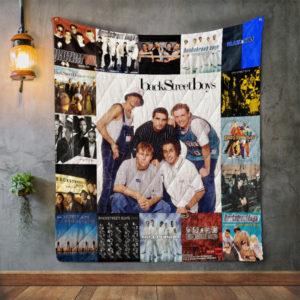 Backstreet Boys Style 2 Album Covers Quilt Blanket