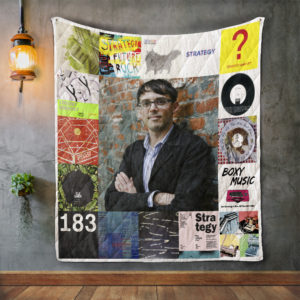 Strategy Album Covers Quilt Blanket
