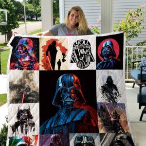 Darth Vader – Star Wars Quilt Blanket For Fans