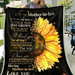Mother Quilt Blanket
