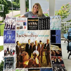 Backstreet Boys Quilt Blanket 01279