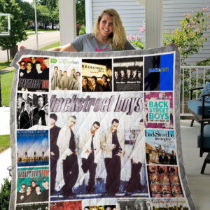 Backstreet Boys Albums Cover Poster Quilt Blanket