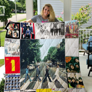The Beatles Crossroad Quilt Blanket Great Customized Blanket Gifts For Birthday Christmas Thanksgiving