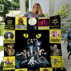Cats (Musical) Quilt Blanket For Fans Ver 17