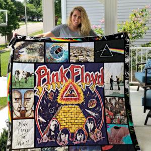 Best Of Pink Floyd Quilt Blanket