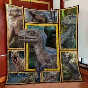 Dinosaurus – Quilt Blanket