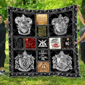 Harry Potter – Quilt Blanket