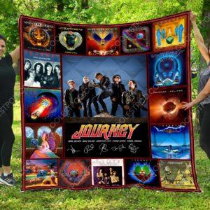 Journey Band– Quilt Blanket