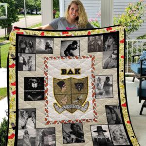 Bak Beyonce Quilt Blanket