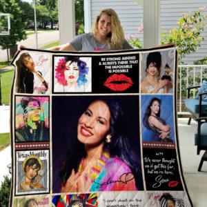 Selena Quilt Blanket