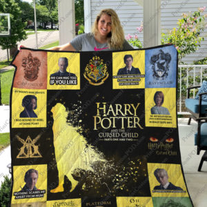 Broadway – Harry Potter And The Cursed Child Quilt Blanket