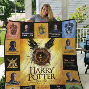 Broadway – Harry Potter And The Cursed Child (Musical) Quilt Blanket Ver 17-2