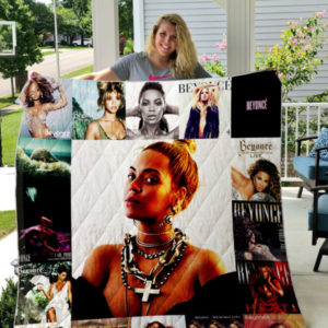 Beyoncé Style Two Quilt Blanket