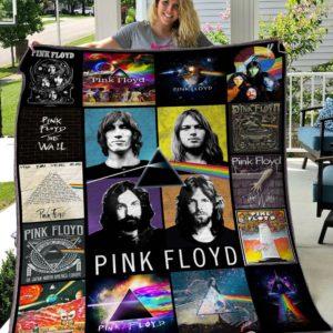 Pink Floyd Ver1 Quilt Blanket