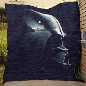Star Wars – Darth Vader Quilt Blanket