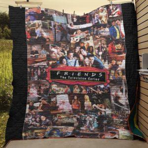 Friends Tv Series Best Images Blanket