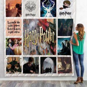 Harry Potter 1 Quilt Blanket