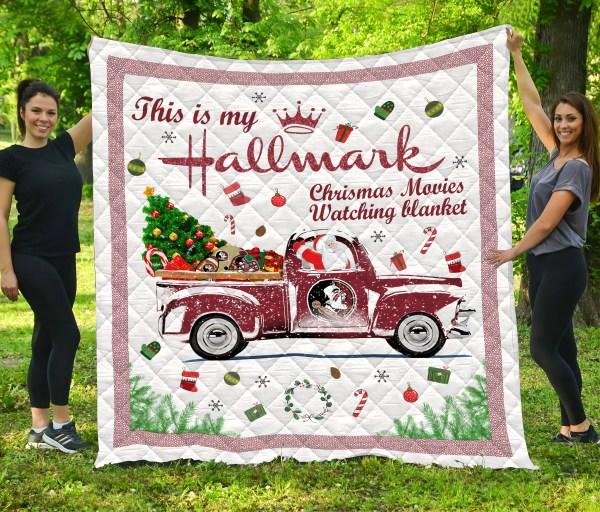 Xmas Florida State Seminoles Quilt Blanket