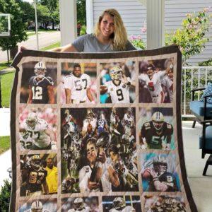 New Orleans Quilt Blanket
