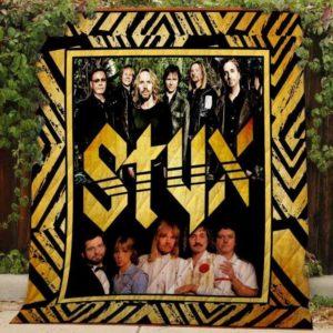 Styx Quilt Blanket