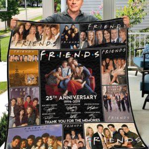 Friends Quilt-Blanket