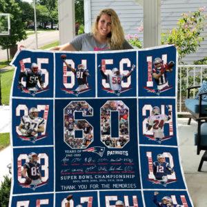 Bl – Nep 60 Quilt Blanket