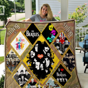 The Beatles Special Quilt Blanket