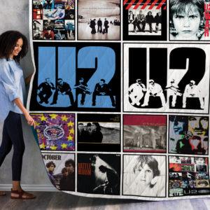 U2 Albums Quilt Blanket New Arrival