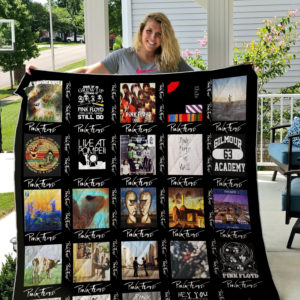 Pink Floyd Quilt Blanket For Fans