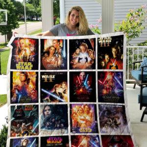 Star Wars Quilt Blanket 03