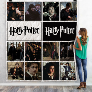 Harry Potter Movies Quilt Blanket 02