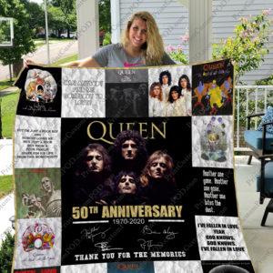 Bl – Queen Quilt Blanket