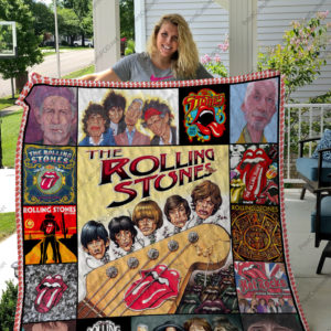 The Rolling Stone Quilt Blanket 2