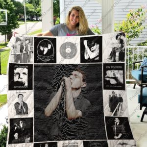Joy Division Quilt Blanket For Fans Ver 2