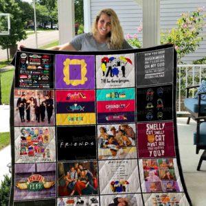 Friend Etsy 20 Pics Quilt Blanket 01