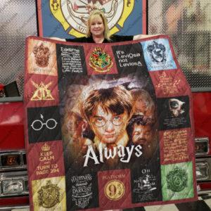 [Pe] Harry Potter T-Shirt Quilt Blanket
