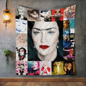Madonna Style 2 Quilt Blanket