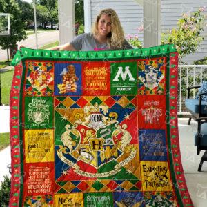 Harry Potter Quilt Blanket