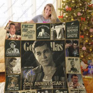 Mofi – Goodfellas Quilt Blanket Ver 17-3