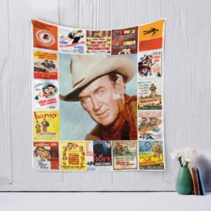 James Stewart Style 2 Quilt Blanket