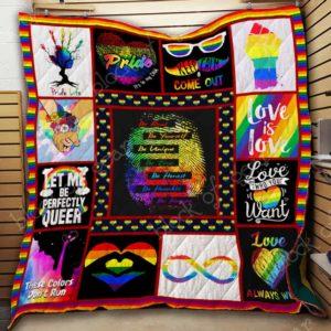 Ll – Lgbt Quilt Blanket