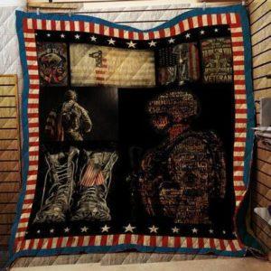 Bc – Us Veteran Quilt Blanket